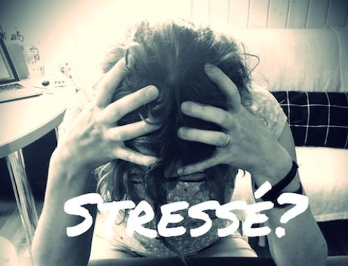 Atelier sur le stress – le 6 novembre 2019 de 19h30 à 21h30